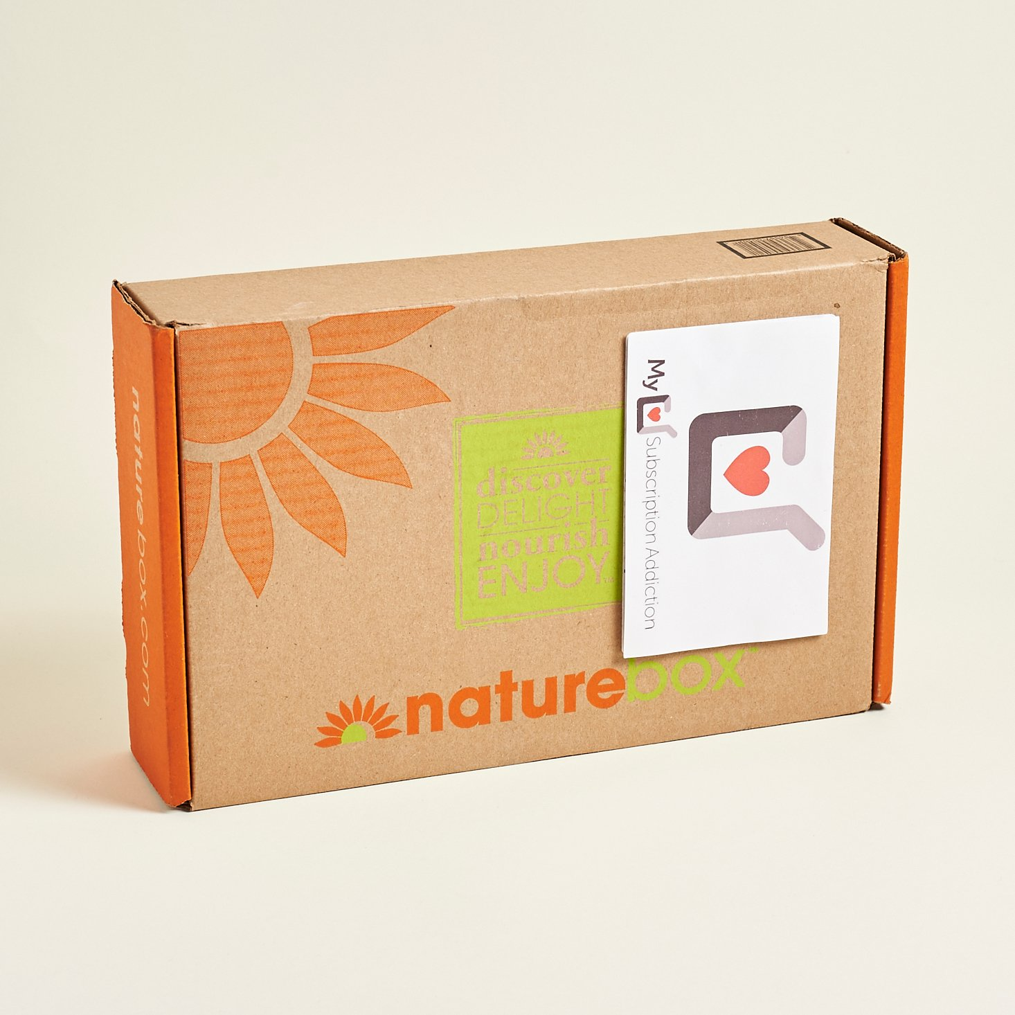 naturebox subscription box review 50 off coupon december 2016 my subscription addiction. Black Bedroom Furniture Sets. Home Design Ideas