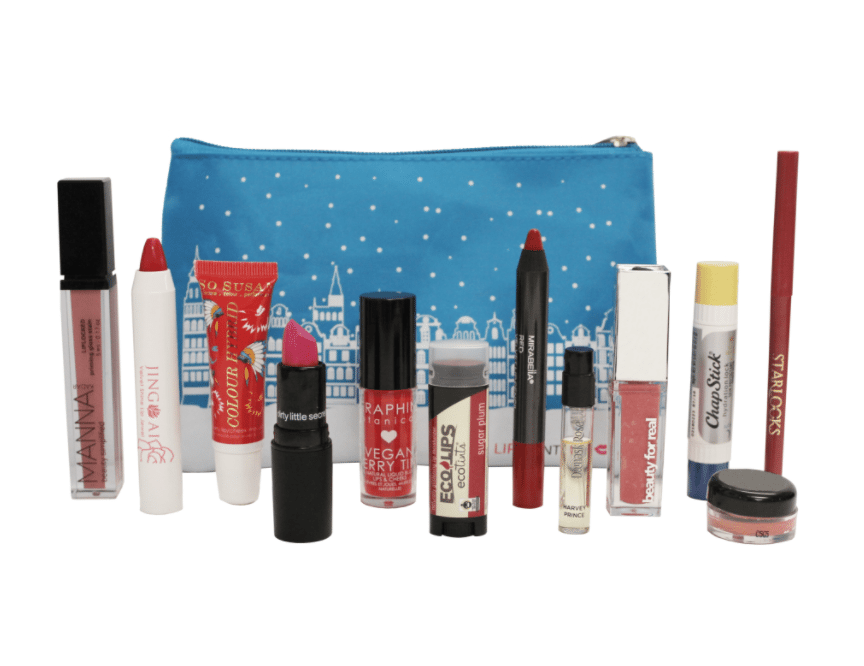 Lip Monthly December Holiday Lip Bundle – Available Now!