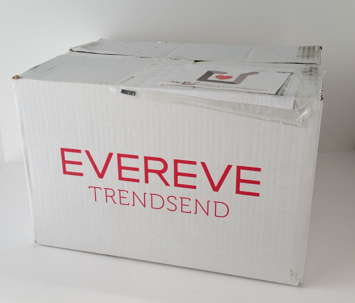 trendsend by evereve subscription box review december 2016 my subscription addiction. Black Bedroom Furniture Sets. Home Design Ideas