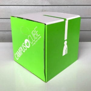 CampusCube for Guys College Care Package Subscription Review + Coupon- Fresh Start 2017