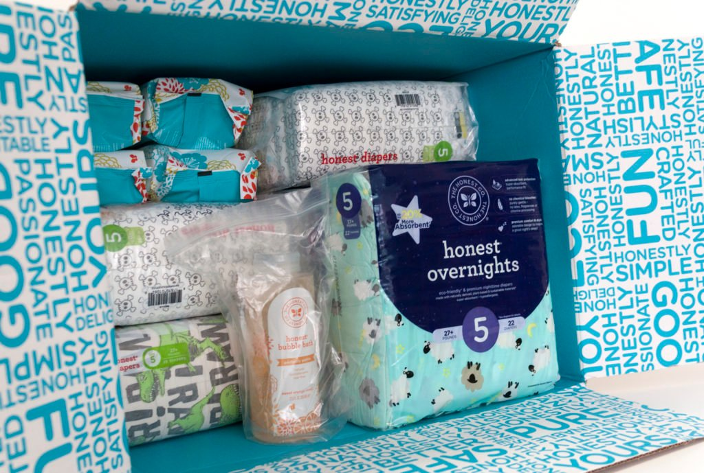 Honest_Co_Diapers_January_2017_Unboxing