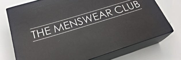 The Menswear Club Parcel Review + Coupon – January 2017