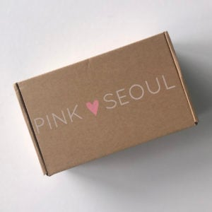 PinkSeoul Mask Subscription Review + Coupon- December 2016
