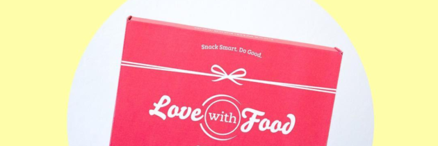 Love with Food FLASH SALE! $6.84 a Box + FREE $20 Bonus Box!