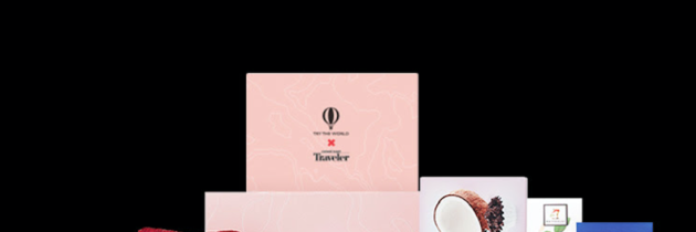 Try The World Coupon – 10% Off Limited Edition The Amour Box!