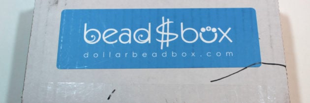 Dollar Bead Bag Subscription Box Review – January 2017