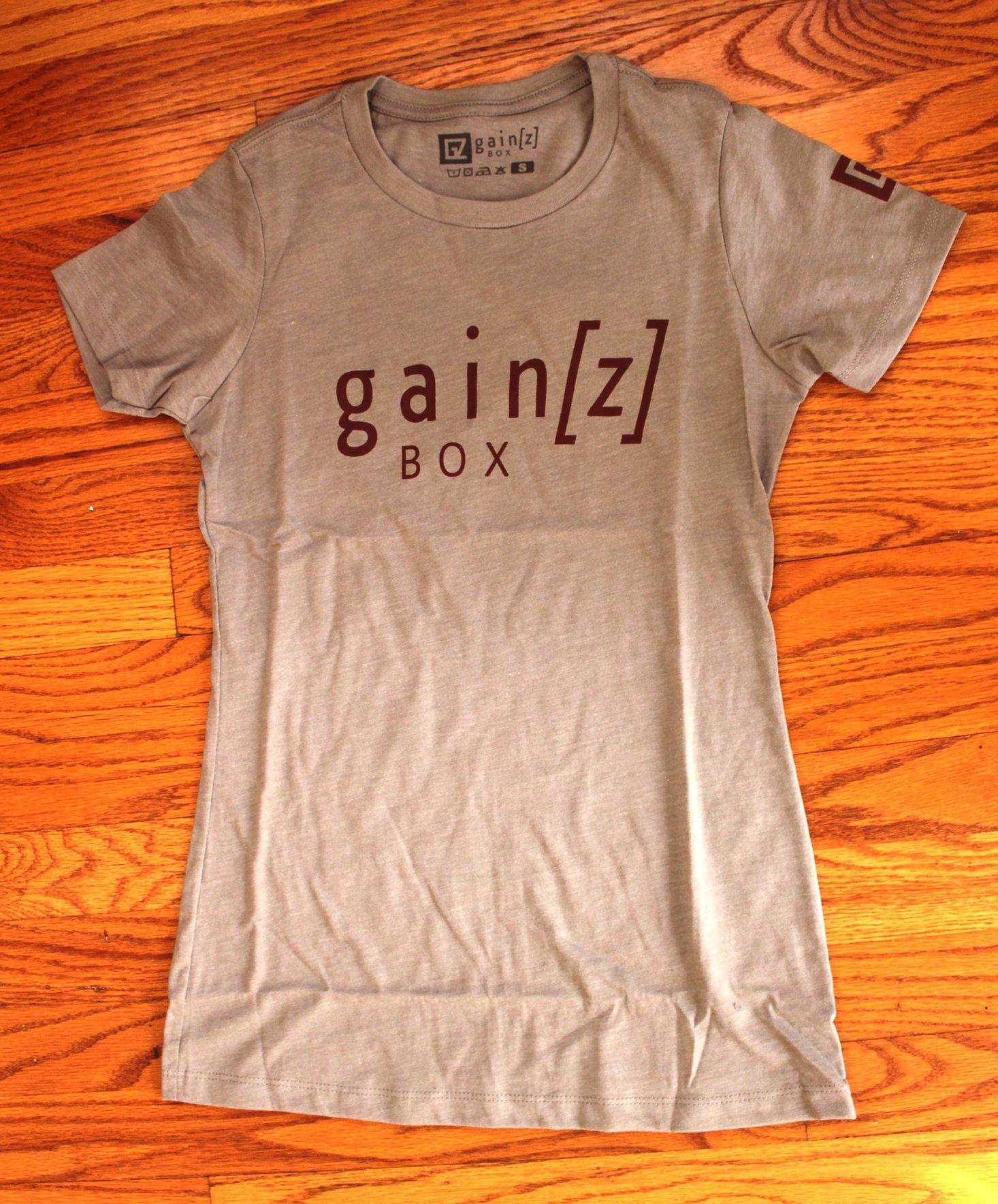 gainz-box-december-2016-shirt
