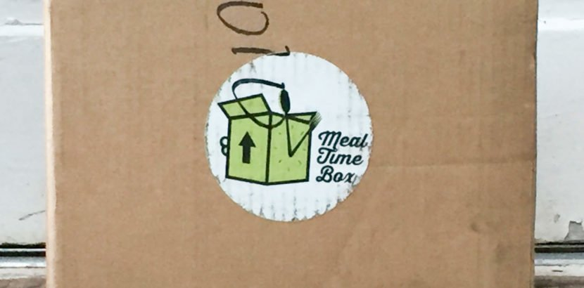 Meal Time Box Subscription Review + Coupon – January 2017
