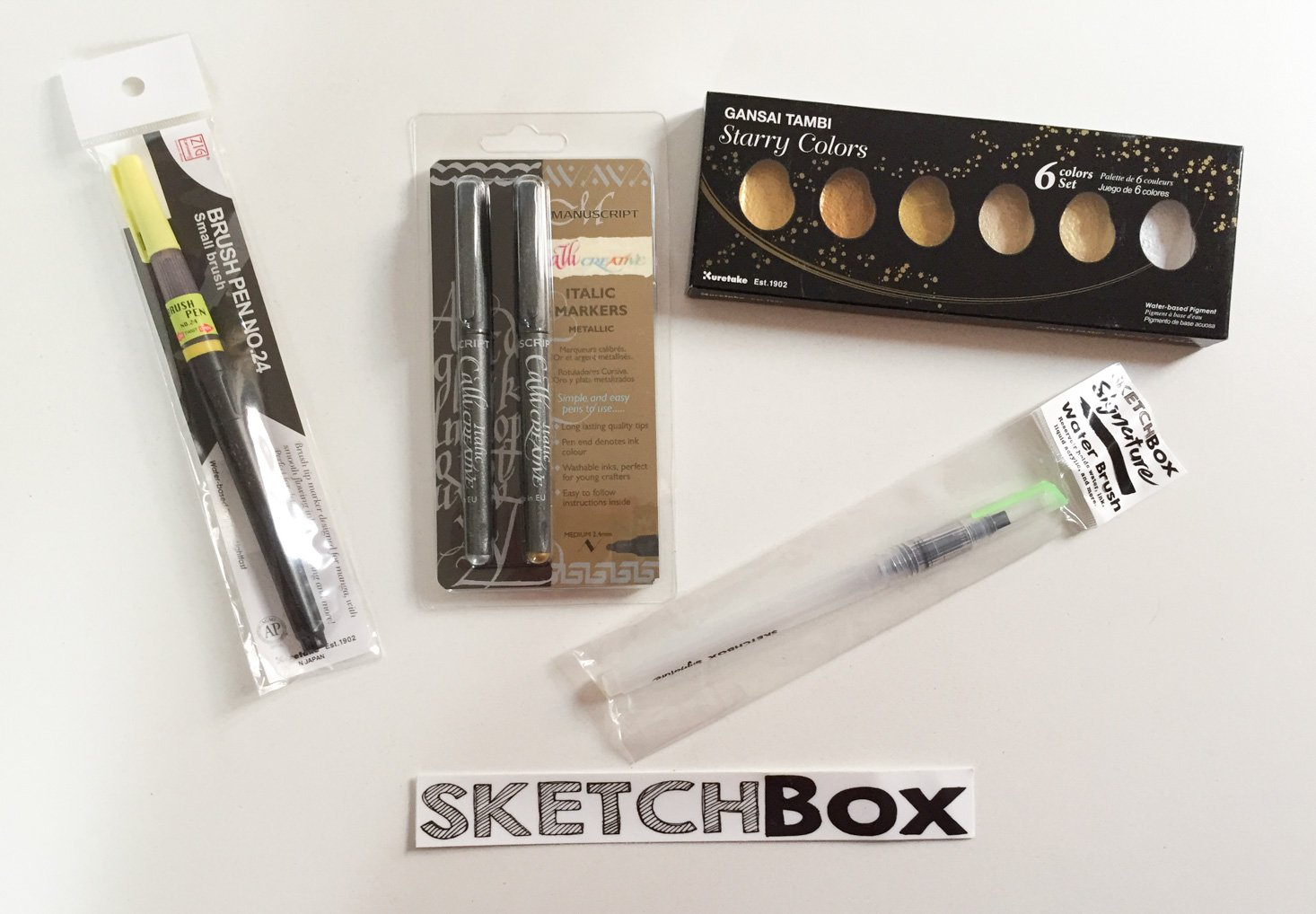 sketchbox-january-2017-review