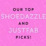 Our Top 8 September 2017 JustFab and ShoeDazzle Picks!