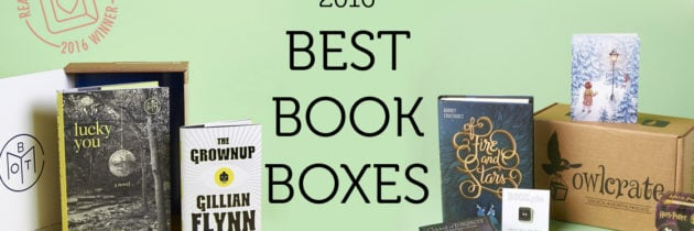 The 10 Best Book Subscription Boxes – Voted By Subscribers!