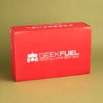 Geek Fuel Subscription Box Review + Coupon – February 2017