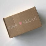 PinkSeoul Mask Subscription Review + Coupon- January 2017