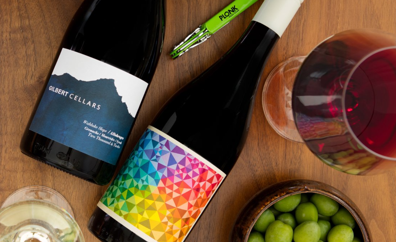 Wine Subscription Boxes - Plonk