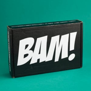 The BAM! Box Subscription Box Review – February 2017