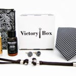 VictoryBox Men's Accessory Box Coupon – First Month for $10!