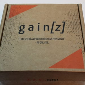 Gainz Box Subscription Review + Coupon – February 2017