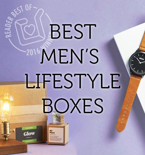 Men's Lifestyle Boxes