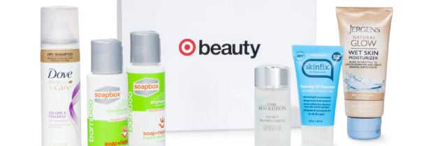 Target Beauty Box March 2017 – Available Now!