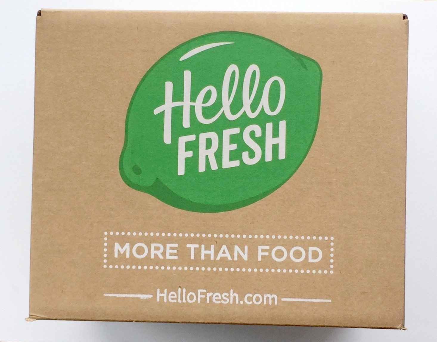 Blue apron number of subscribers - Hello Fresh February 2017 Box