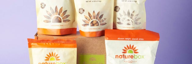 NatureBox Subscription Box Review + Coupon – March 2017