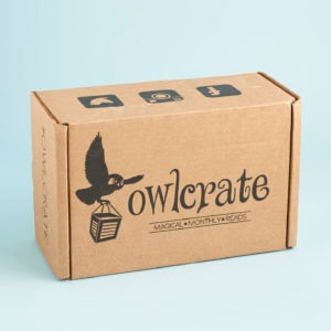 OwlCrate Subscription Box Review + Coupon – March 2017