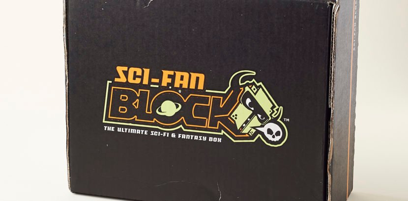 Sci-Fan Block Subscription Box Review + Coupon – March 2017