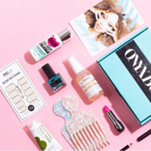 We Are Onyx Beauty Box Coupon – Free Bonus Box with Subscription!