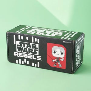 Star Wars Smuggler's Bounty Subscription Box Review – Rebels