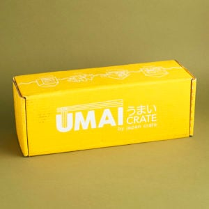 Umai Crate Subscription Box Review + Coupon – February 2017
