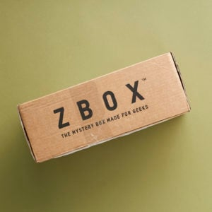 ZBox Subscription Box Review – February 2017