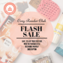 Cozy Reader Club Coupon Code – 25% Off Your First Box!