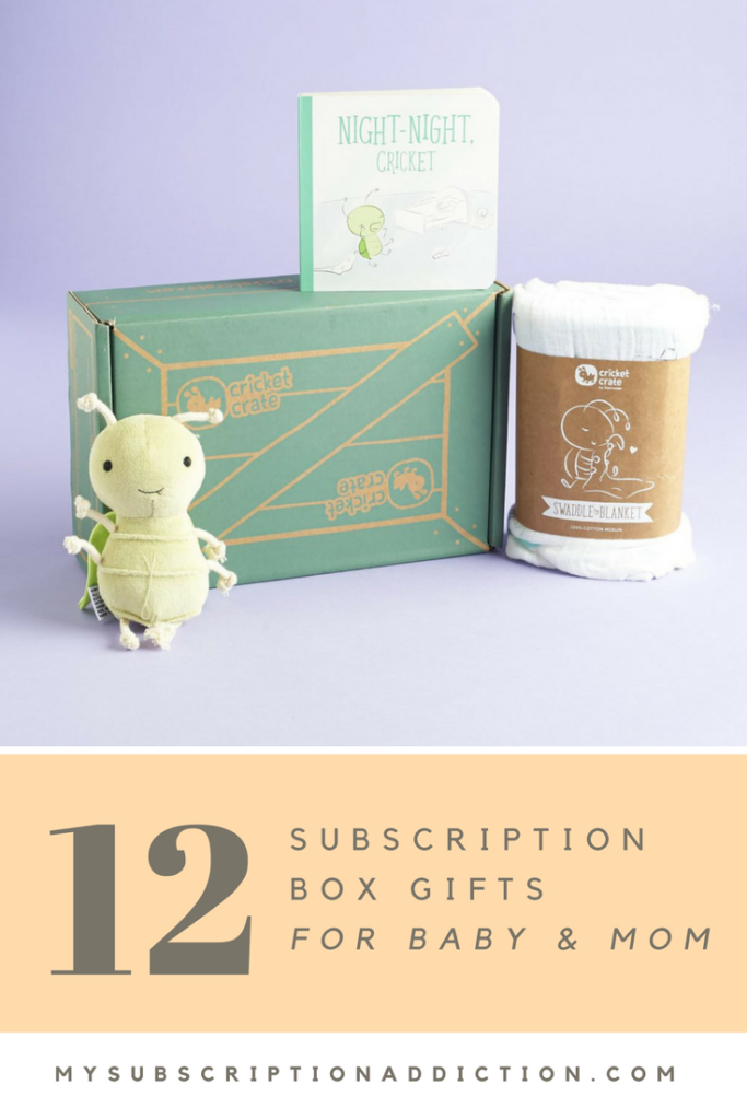 12 Best Subscription For Baby Shower Gifts