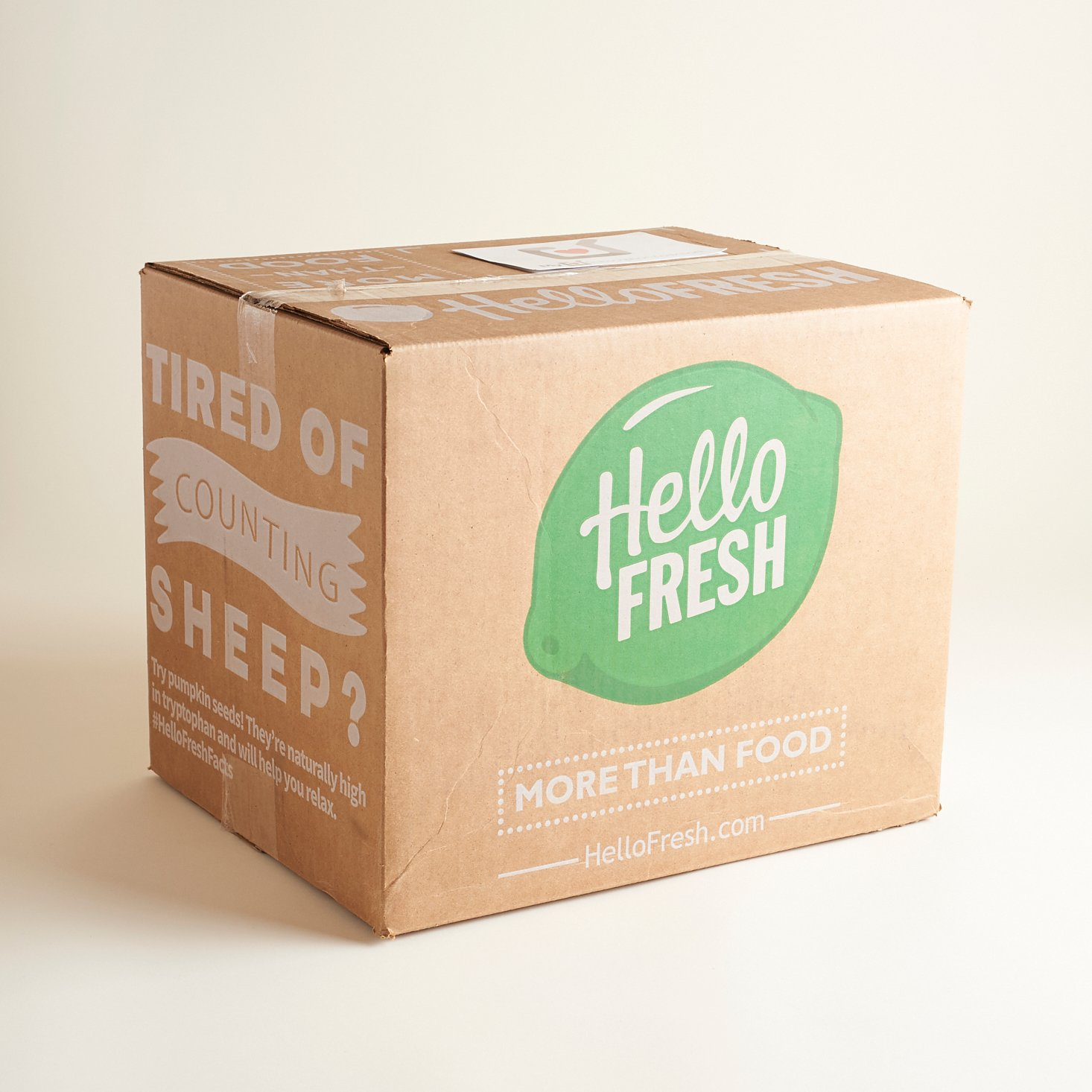 Subscription Box Deals - May 20, 2017 - Hello Fresh
