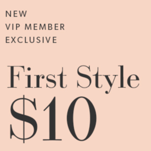 New ShoeDazzle and JustFab Offer – First Look for $10!