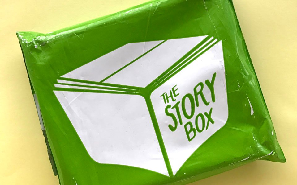 The Story Box Board Book Review + Coupon – April 2017