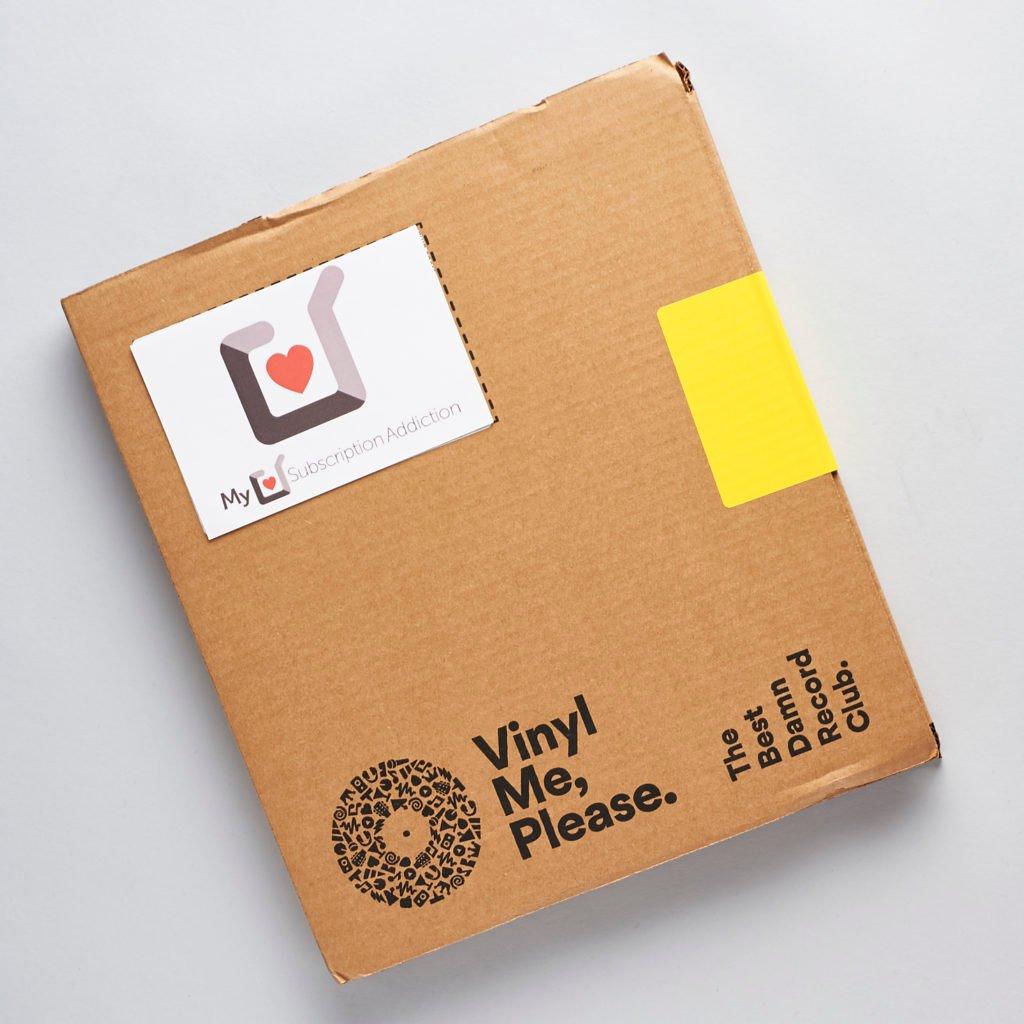 Vinyl Me Please - May 2017 - Fiona Apple - Packaging