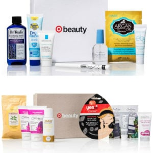 2 Target Beauty Boxes for April 2017 – Available Now!