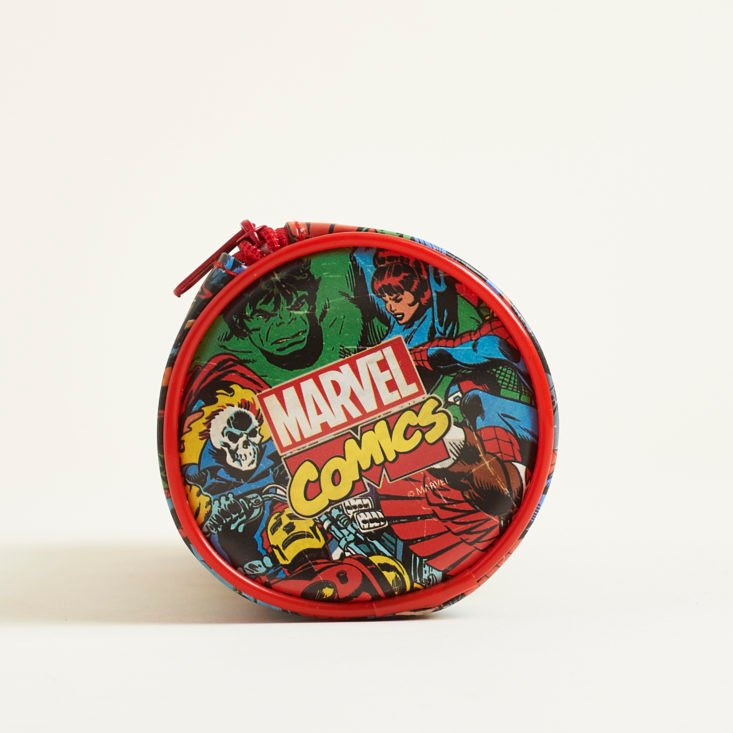 Geek Fuel - May 2017 - Marvel Pouch End