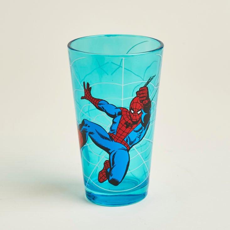 Nerd Block - April 2017 - Spider-Man Glass