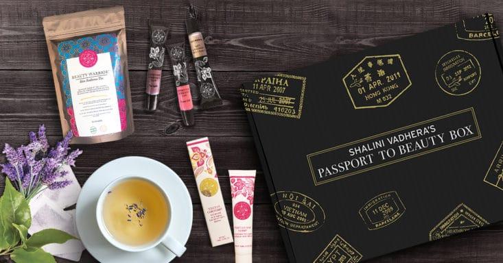 Passport Beauty Box