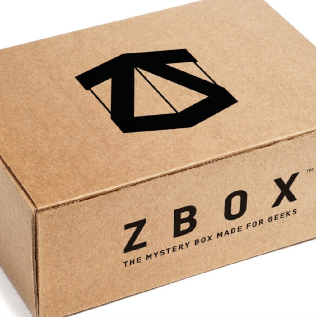 ZBox July 2018 Spoiler!