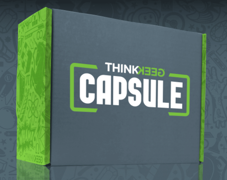 ThinkGeek Capsule