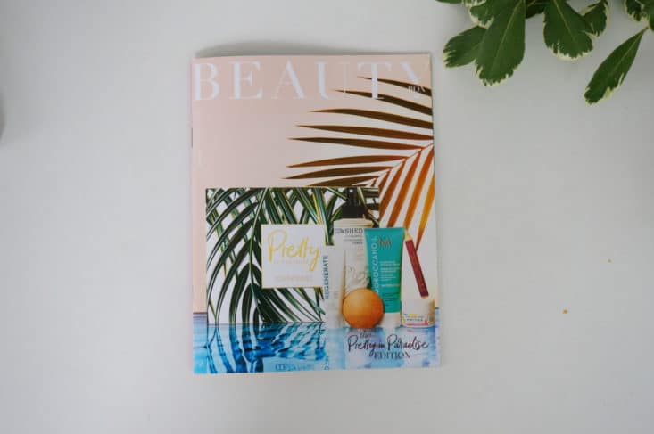 Check out my review of the Look Fantastic Beauty Box for July 2017!