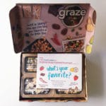 Graze 8 Snack Variety Box Review + Free Box Coupon – June 2017