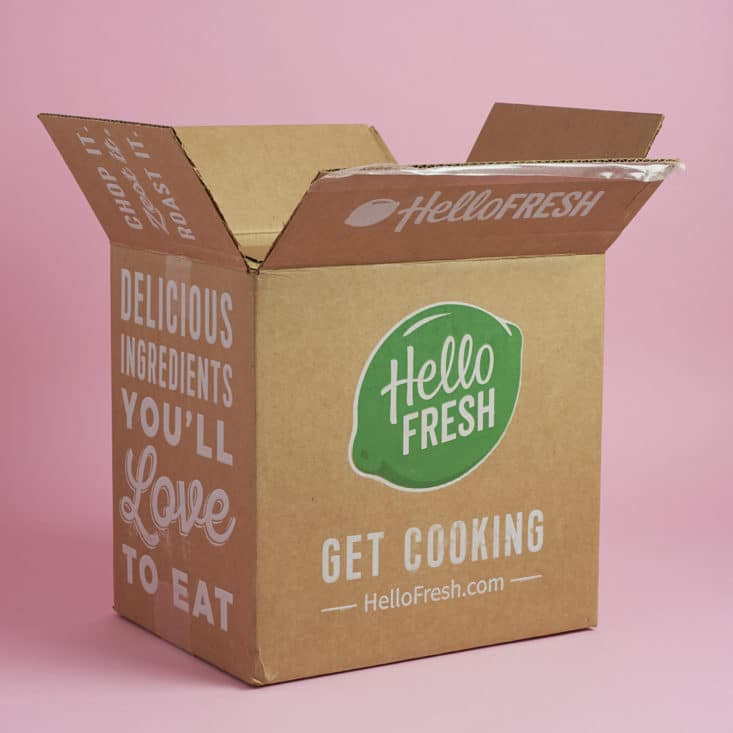 Check out my review of Hello Fresh for June 2017!