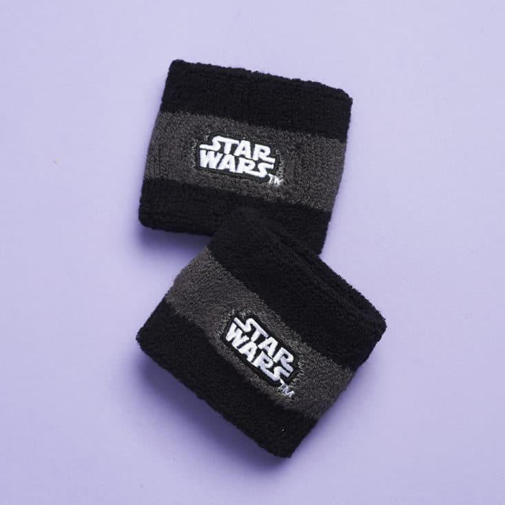 Star Wars Smugglers Bounty - May 2017 - 40th Anniversary - Wrist Sweatbands