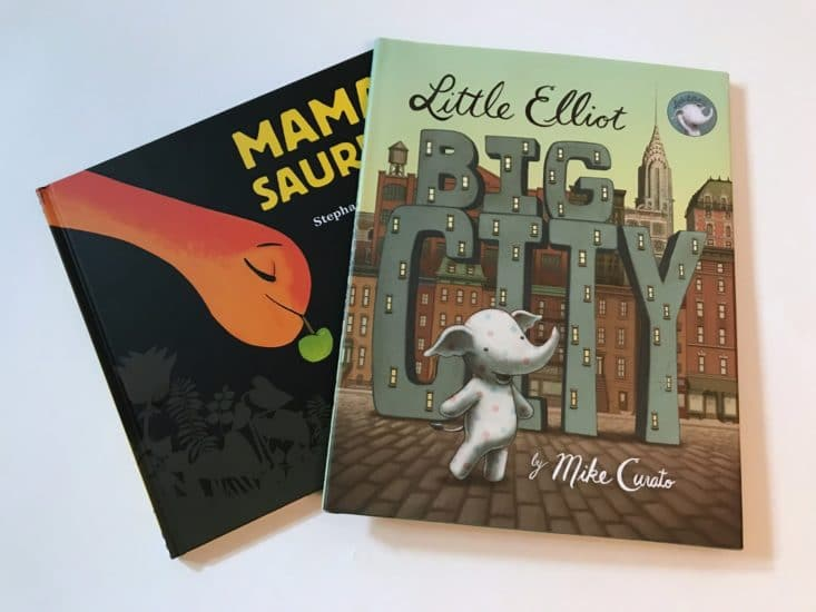 Bookroo July 2017 Kids Book Subscription Box