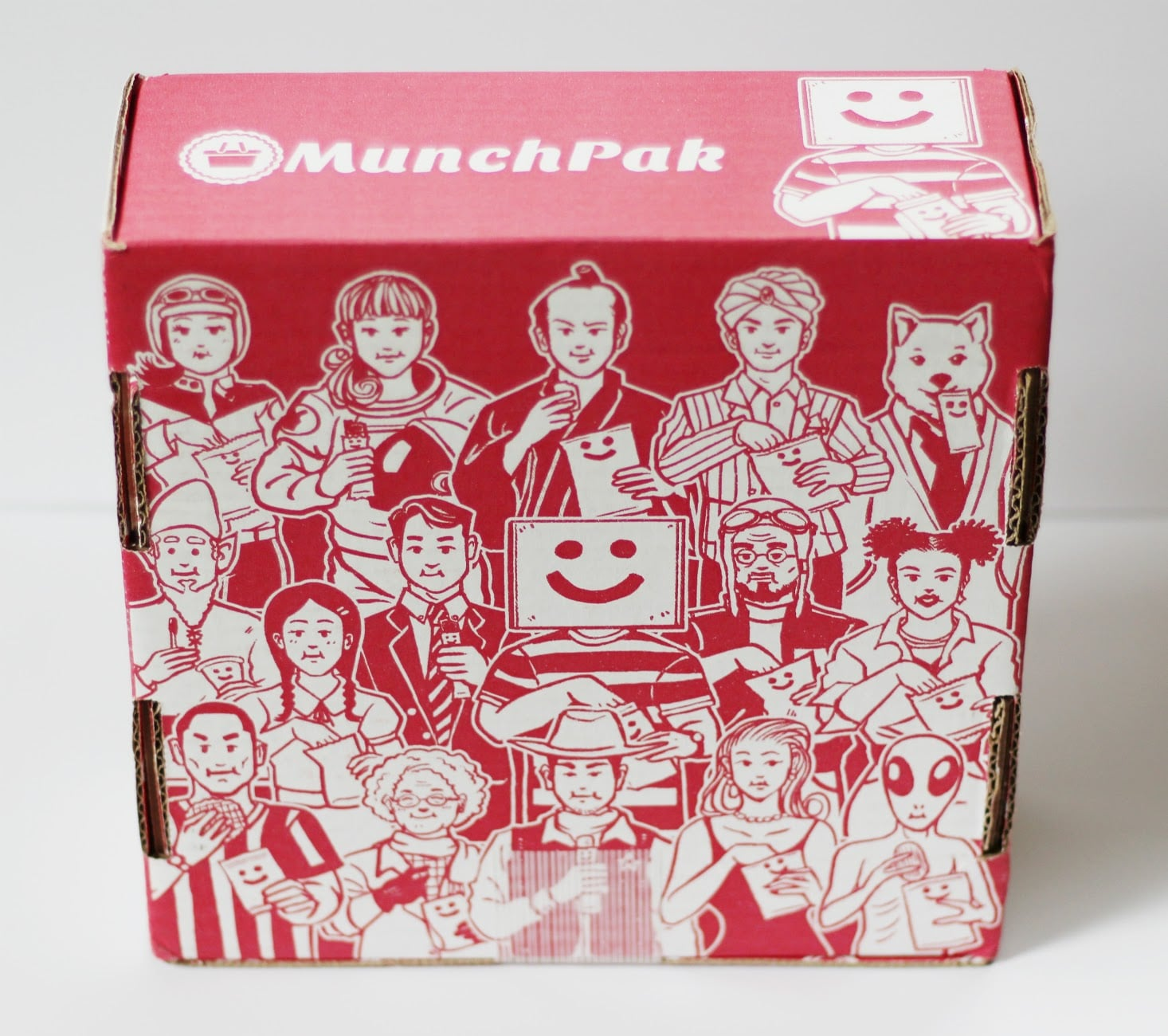 MunchPak Subscription Box Review + Coupon – October 2017