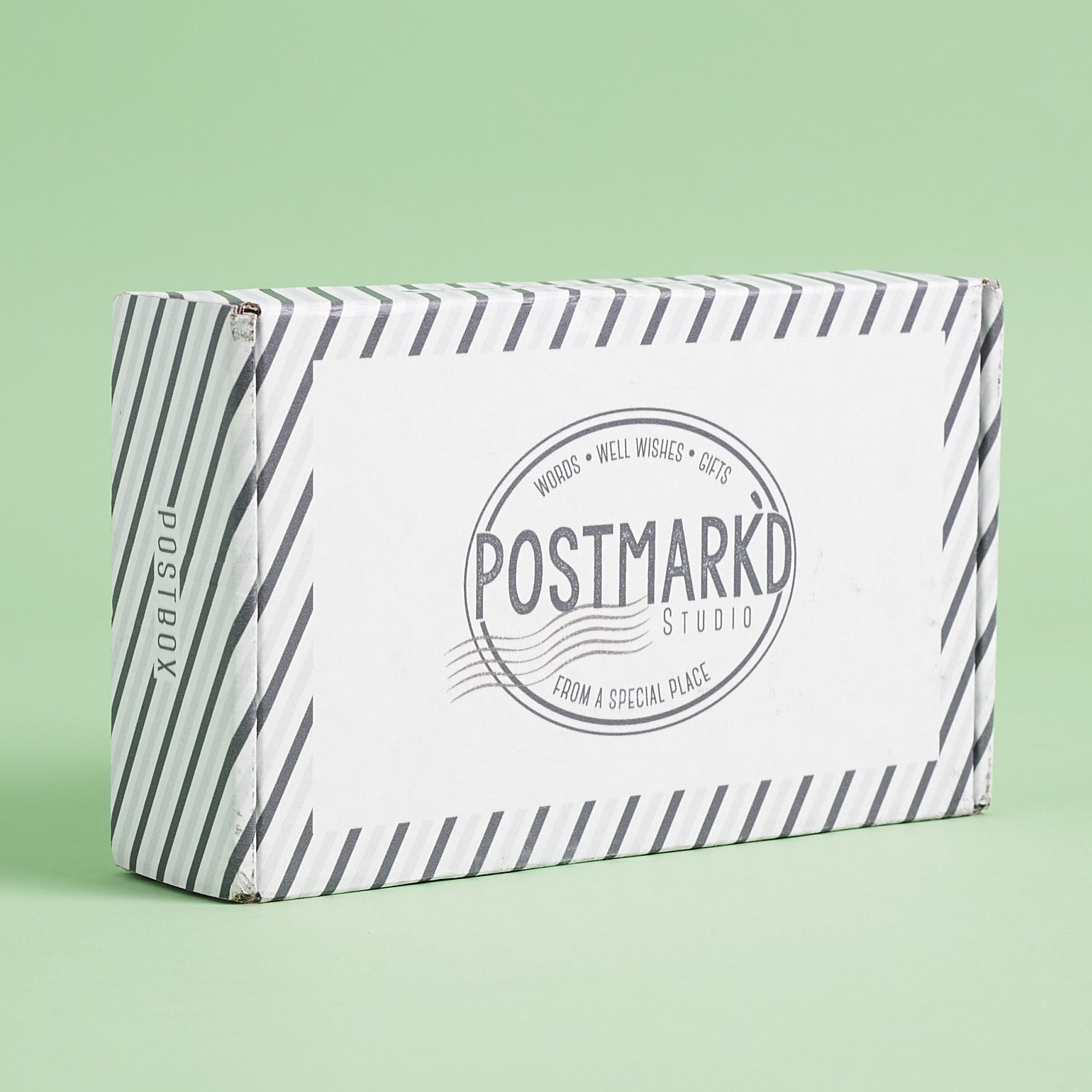 Postmark'd Studio PostBox Review + Coupon – August 2017
